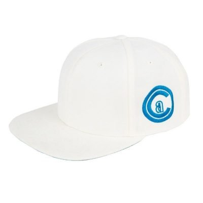 apparel photography white hat