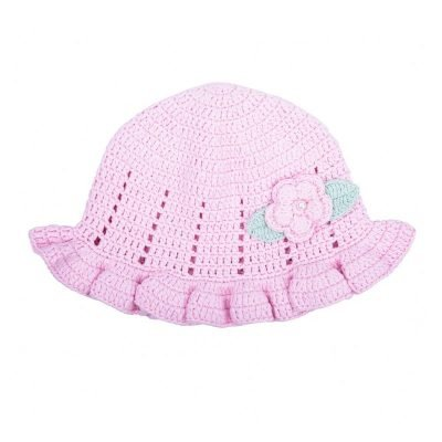 kids pink hat image
