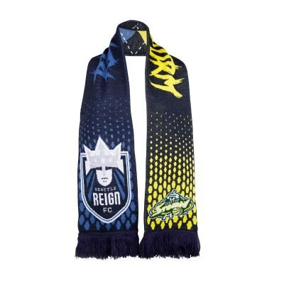 seattle invisible mannequin seahawks scarf