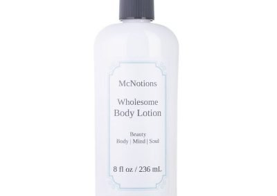 white body lotion product photography